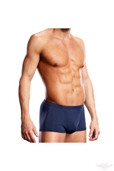 Blue Line mikroszálas férfi boxer sötétkék L/XL