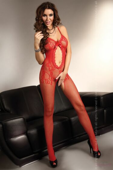Livia Corsetti MAGALI RED SEXY CICARUHA TESTHARISNYA