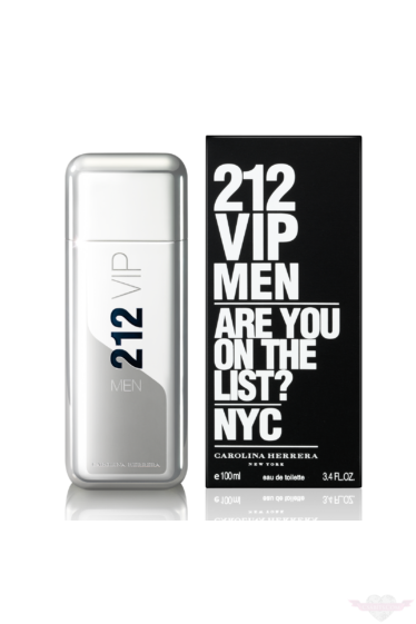 Carolina Herrera 212 VIP MEN  (EdT) 100 ml